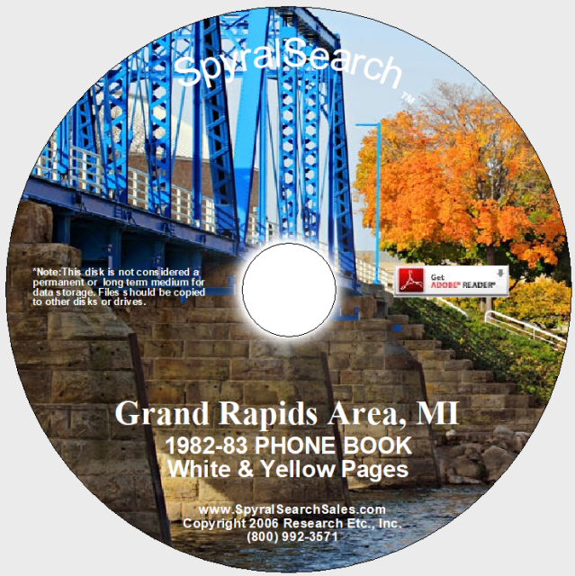 Grand Rapids White Pages Directory and People Search